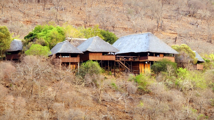 by Mvubu River Lodge | LekkeSlaap