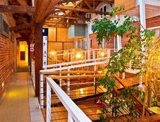 Inside Hotel - Communal Area