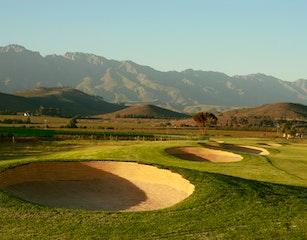 Robertson golf course