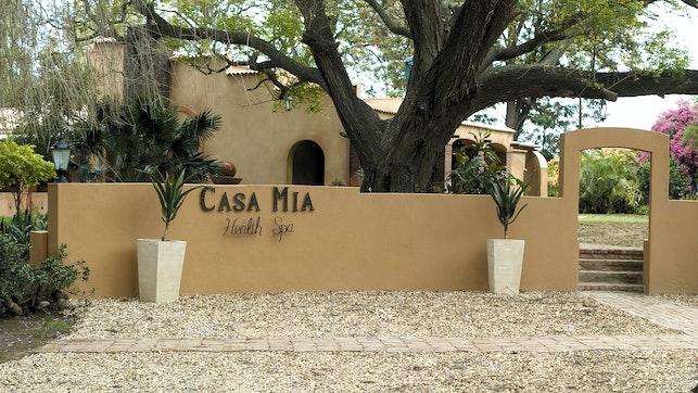 at Casa Mia Health Spa & Guesthouse | TravelGround