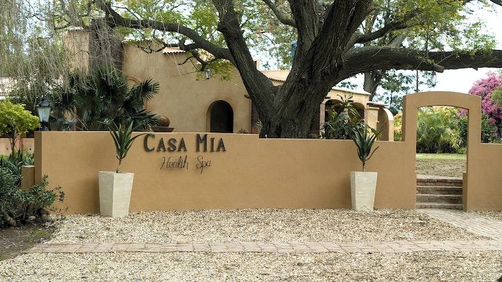 Addo Elephant Park Akkommodasie by Casa Mia Health Spa & Guesthouse   LekkeSlaap