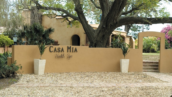 by Casa Mia Health Spa & Guesthouse | LekkeSlaap