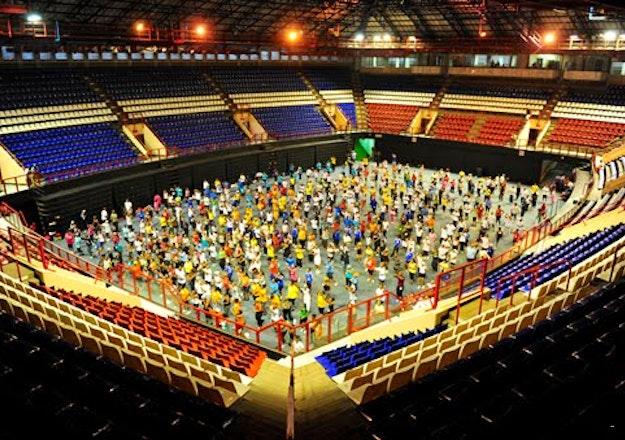 Ellis Park Arena