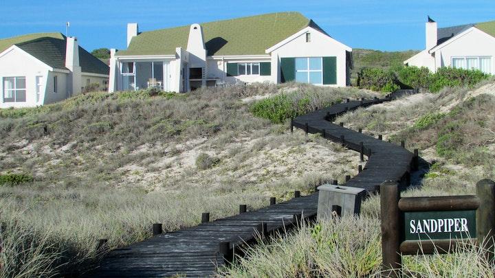 Yzerfontein Accommodation at Beachfront House   TravelGround