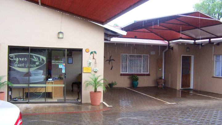 Hadison Park Accommodation at Agros Guest House | TravelGround