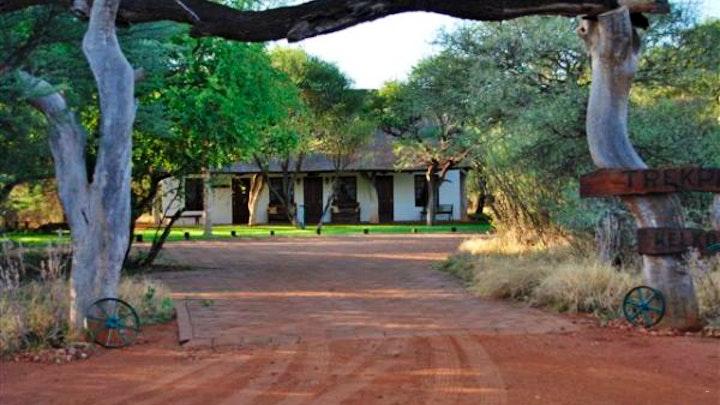 by Trekpad Safaris | LekkeSlaap
