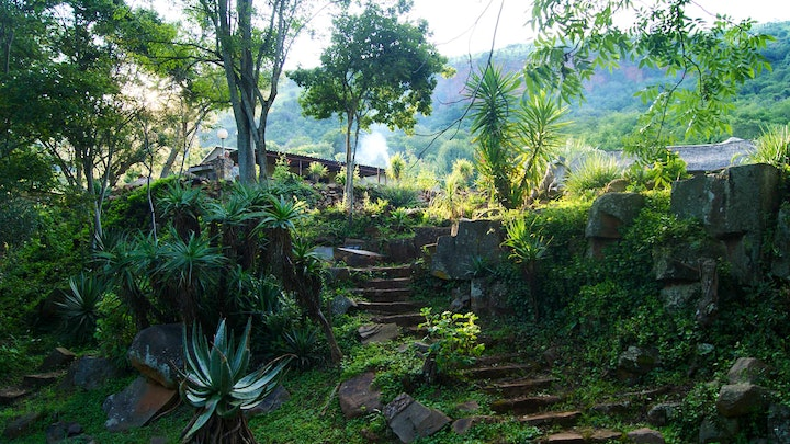 Waterval-Onder Accommodation at Rockydrift Private Nature Reserve | TravelGround
