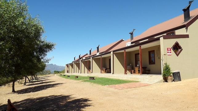 at Nine Oaks Self-catering Accommodation | TravelGround