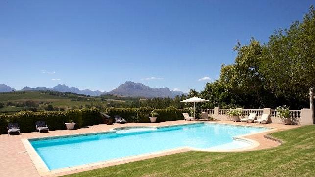 at Clos Malverne Wine Estate Accommodation | TravelGround
