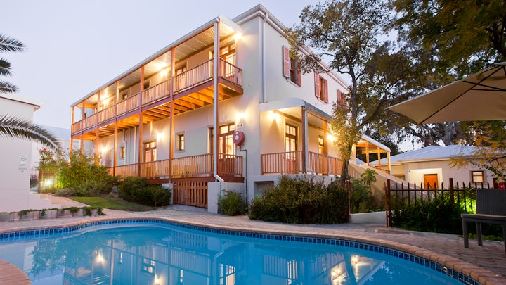 Calitzdorp Accommodation at The Queen of Calitzdorp   TravelGround
