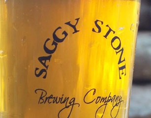 Saggy Stone beer
