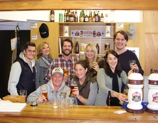 TravelGround visits Mitchell\'s Brewery