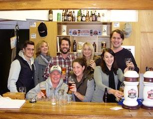 TravelGround visits Mitchell\'s Brewery