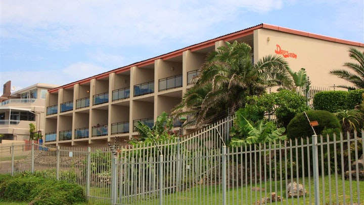 Uvongo Accommodation at Driftsands Sea View Flats | TravelGround