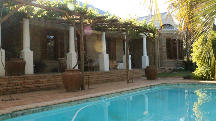 Oudtshoorn Accommodation at Oude Jansia Gastehuis | TravelGround