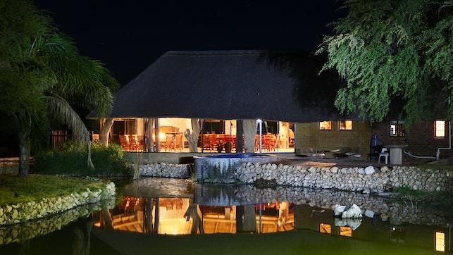 by Bua Nnete Luxury Lodge   LekkeSlaap