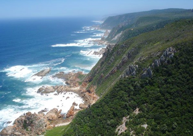 Garden Route Coastline