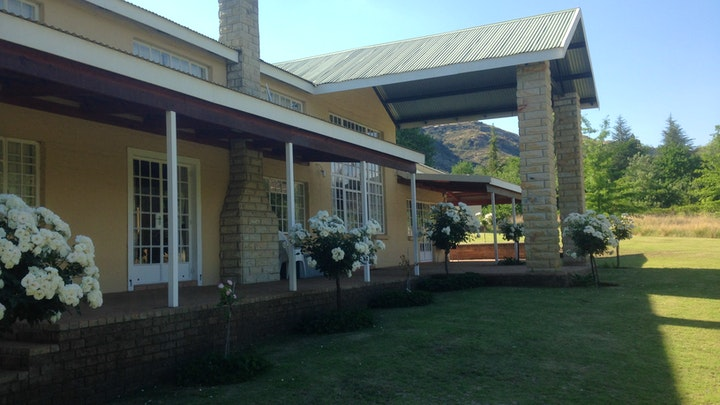 Clarens Accommodation at Clarens Valley Lodge   TravelGround