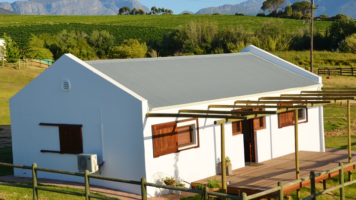 Boland Accommodation at Olifantskop Cottage | TravelGround