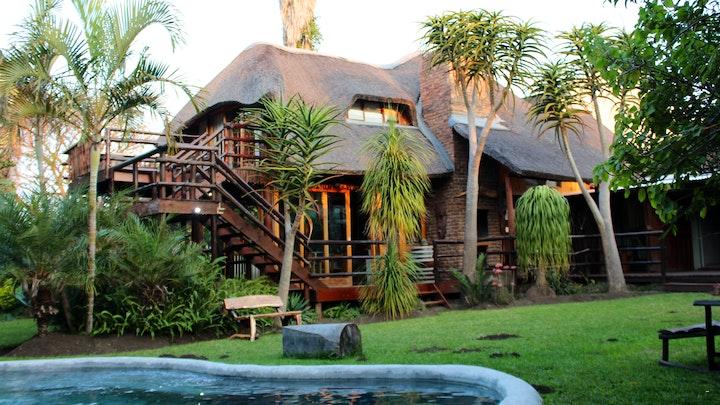by Tidewaters River Lodge | LekkeSlaap