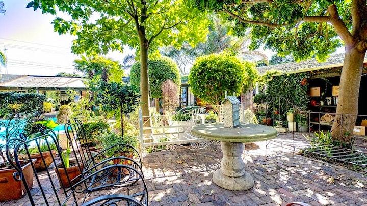 at Aspidistra Garden Centre Rooms | TravelGround