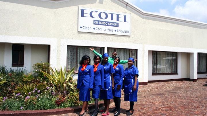 by Ecotel Lodge OR Tambo | LekkeSlaap