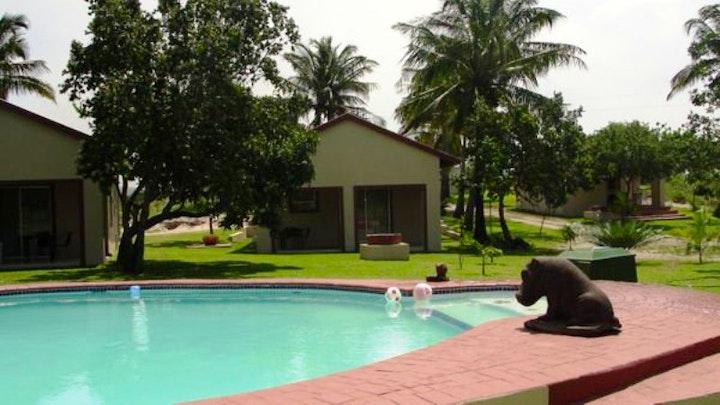 Elephant Coast Accommodation at Palm Tree Lodge | TravelGround
