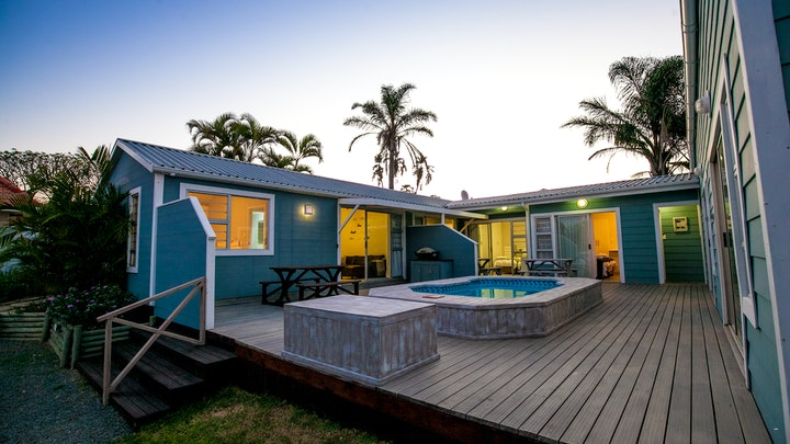 Nahoon Beach Accommodation at Springtide Studios | TravelGround