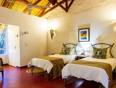 Baobab Twin Room