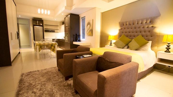 Century City Accommodation at 209 Crystal Towers | TravelGround
