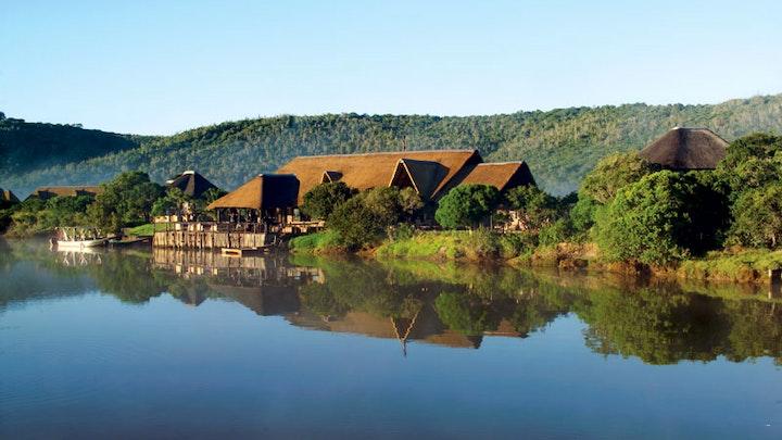 Kenton-on-Sea Accommodation at Kariega Game Reserve - River Lodge   TravelGround