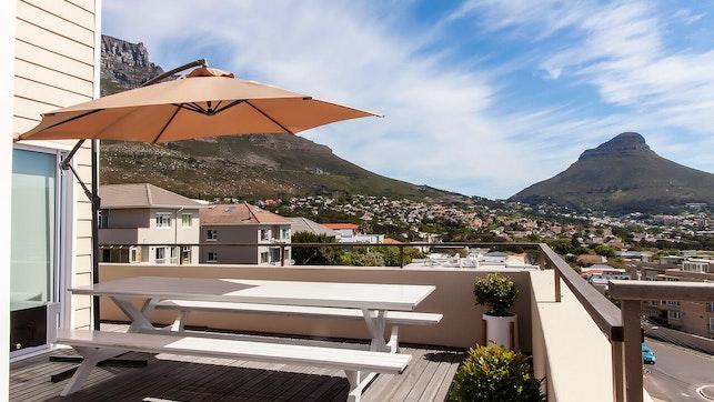 at Vredehoek Rooftop Apartment | TravelGround