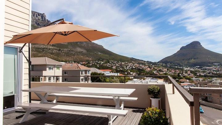 Vredehoek Akkommodasie by Vredehoek Rooftop Apartment | LekkeSlaap