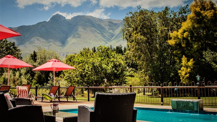 Swellendam Accommodation at Aan de Oever Guest House | TravelGround