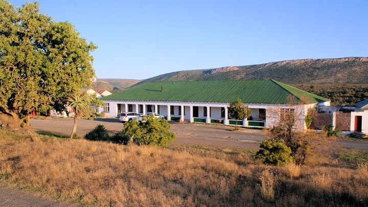 Cacadu District Accommodation at Wolwefontein Hotel | TravelGround