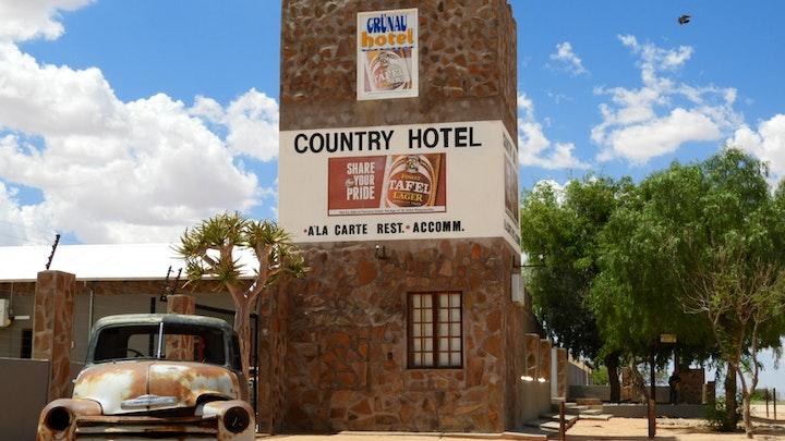 Grunau Akkommodasie by Grunau Country Hotel | LekkeSlaap