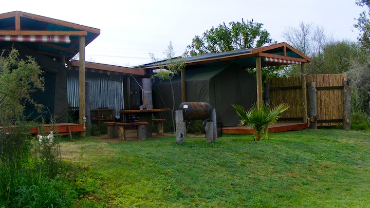 Oudtshoorn Accommodation at De Kraal Tent Accommodation | TravelGround
