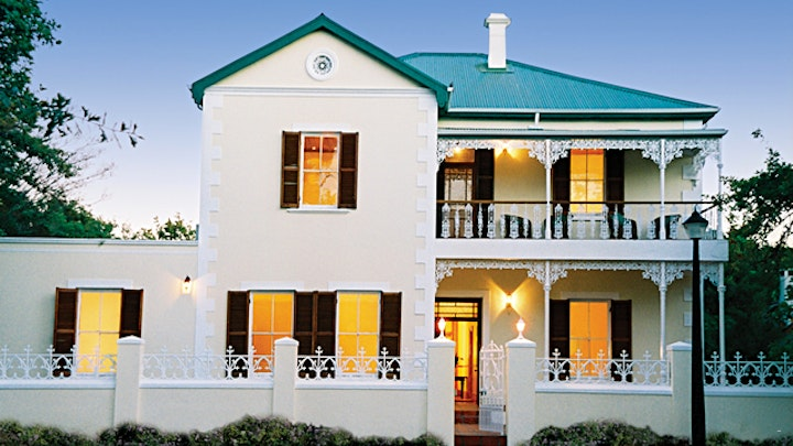 Stellenbosch Central Accommodation at Evergreen Manor and Spa | TravelGround