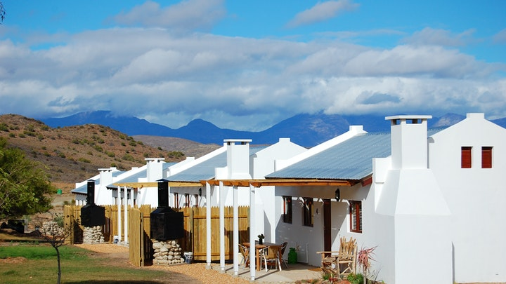 Klein Karoo Accommodation at The Cat and Cow Guest Farm | TravelGround