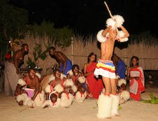 Boma Traditional Dancers
