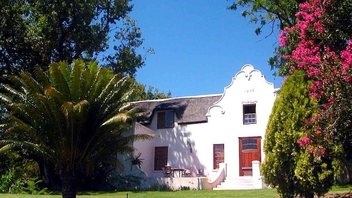 at Oude Wellington Estate | TravelGround