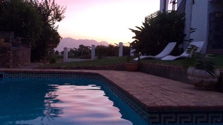 Paarl Accommodation at Paarl Mountain Lodge | TravelGround