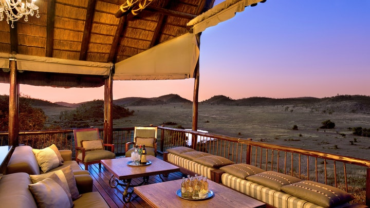 Pilanesberg National Park Accommodation at Tshukudu   TravelGround