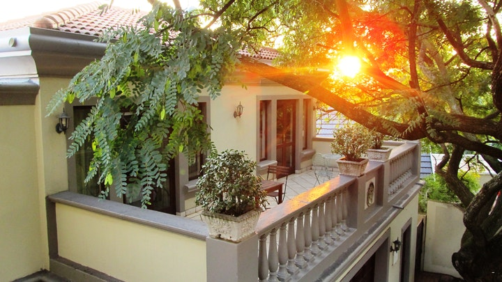 Mulbarton Accommodation at Villa Lugano Guest House | TravelGround