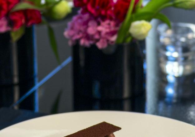 Felchlin Chocolate at Camphors at vergelegen