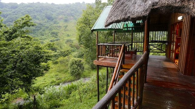 by Treehouse River Lodge   LekkeSlaap