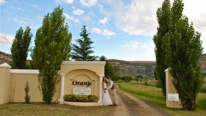 Fouriesburg Accommodation at Oranje Guest Farm   TravelGround