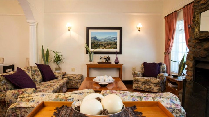 at De Villiers Country Lodge | TravelGround