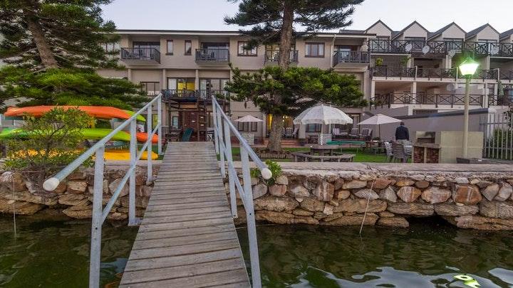 Hartenbos Accommodation at Hartenbos Lagoon Resort | TravelGround