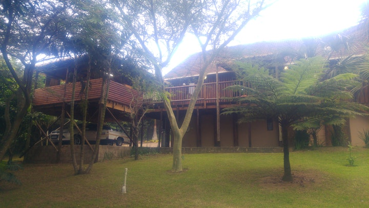 Trafalgar Accommodation at Jungle @ C Log Cabin | TravelGround